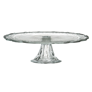 Glass Cake Stand Hire