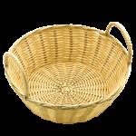 Round Rattan Basket Hire