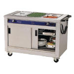 Bain Marie Hot Cupboard Hire