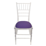 Chiavari Ice Chair Hire