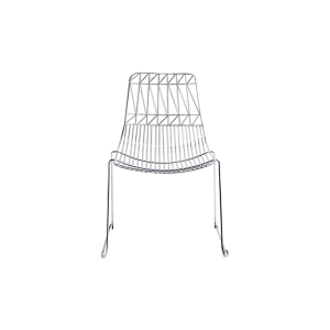 Silver Simplicity Chair Hire
