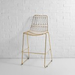 Simplicity Wire Bar Stool Hire