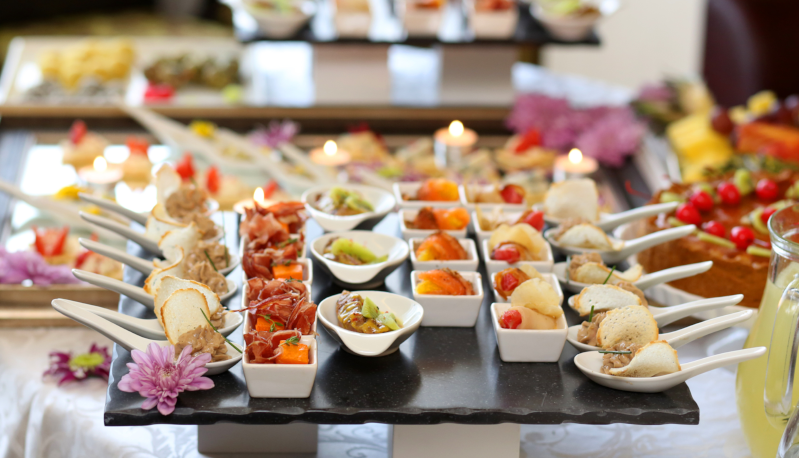 Canape / Buffet Products